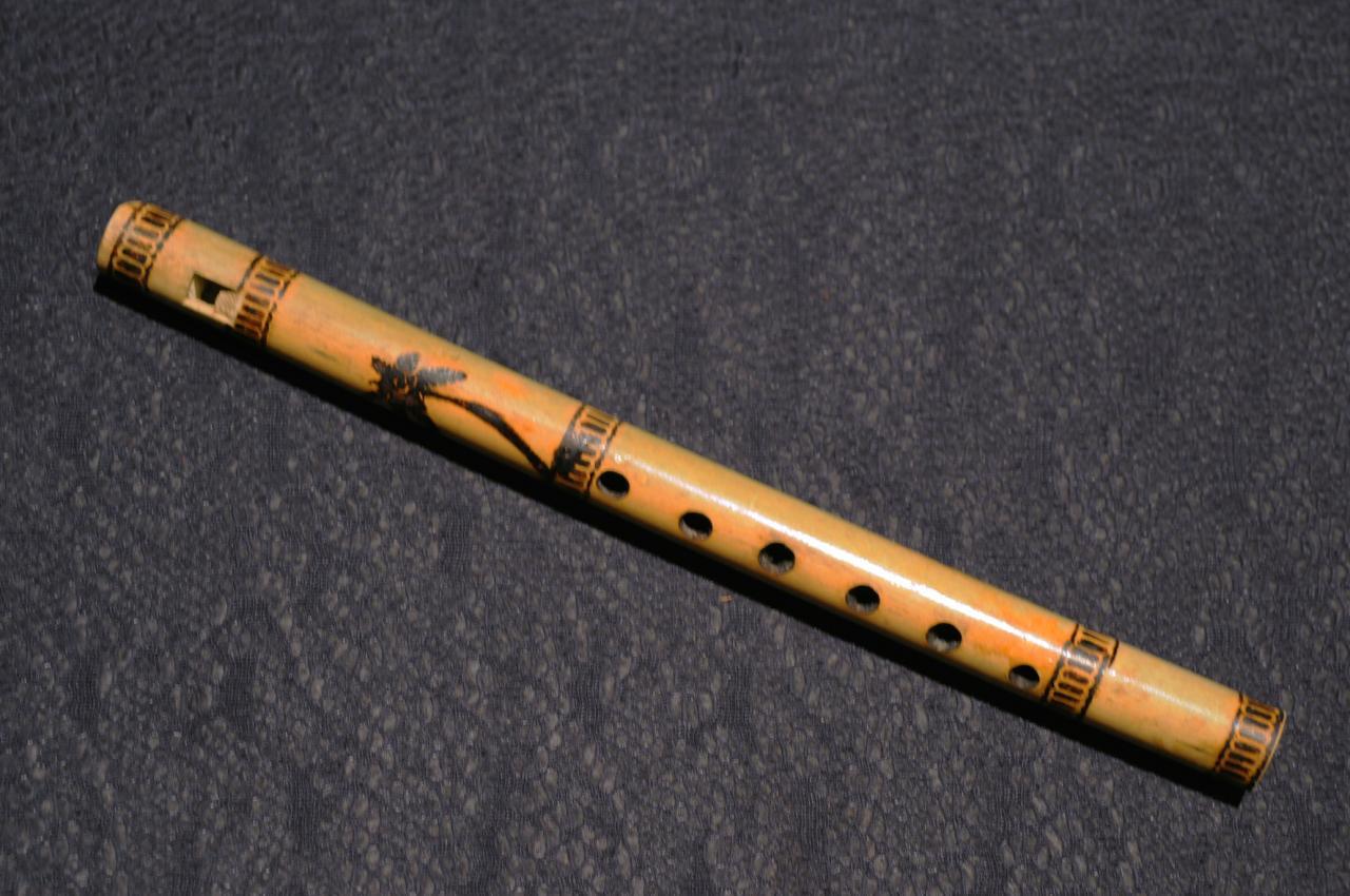 la flûte des mornes