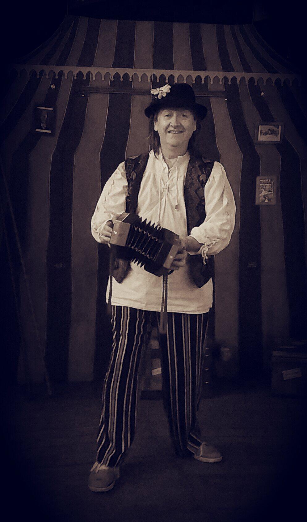 Will à l'accordéon
