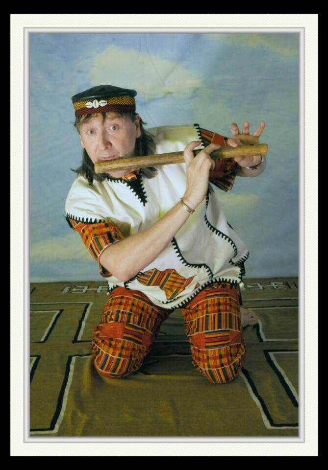 Flûte Peul