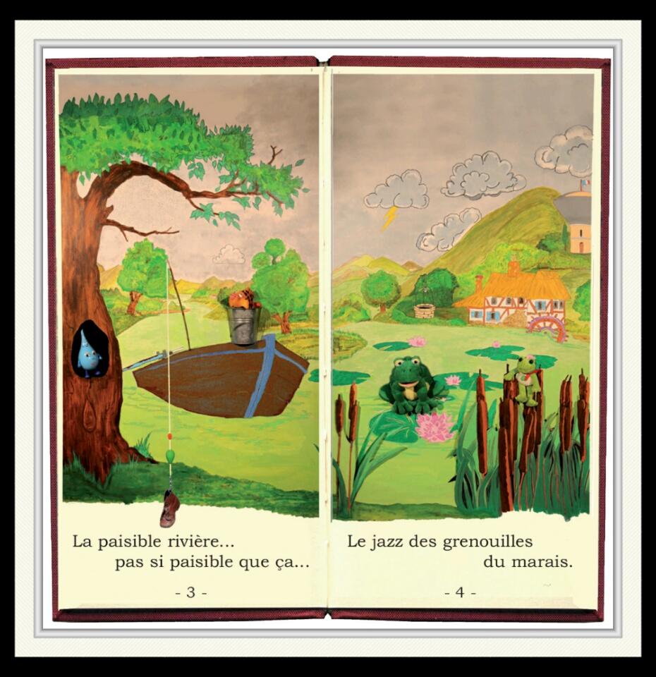Le décor page 2
