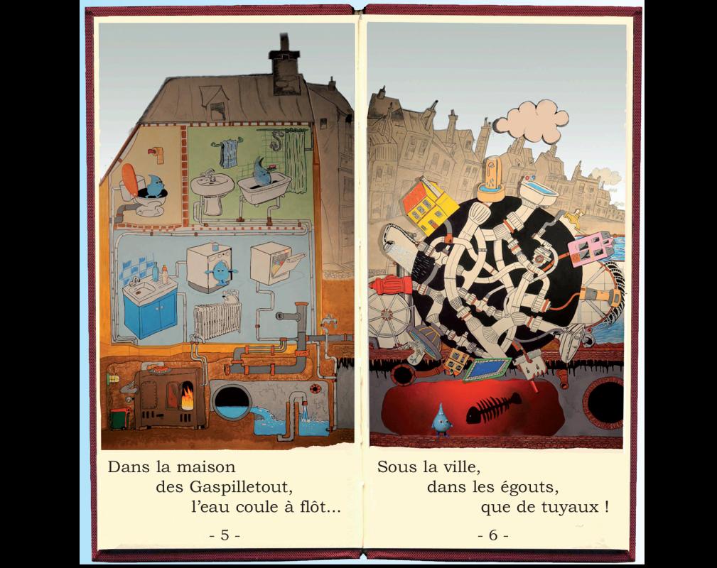 gouttelette-livre-geant-spectacle-enfants-jeune-public-marionnettes-theatre-d-ombres-cycle-de-l-eau-ecologie-pollution